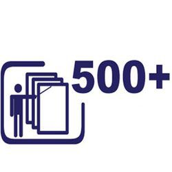 500+ technical presentations